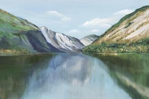 Flourishing Basin by Isabelle Z
