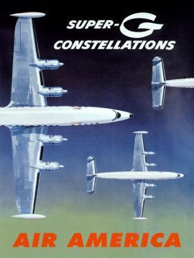 Fly Air America Super G Constellation