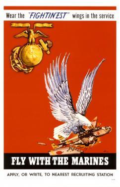 Fly With The Marines