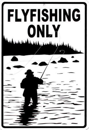 Flyfishing Only