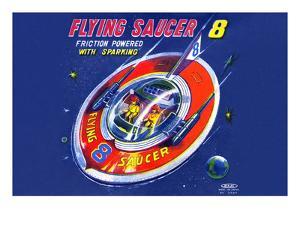 Flying Saucer 8