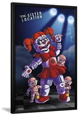 FNAF: SISTER LOCATION - BABY