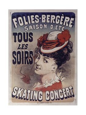 Folies Bergére Skating Concert