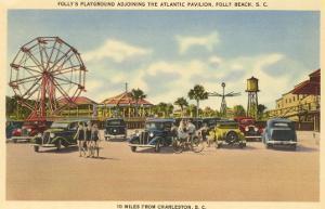 Folly's Playground, Folly Beach, South Carolina