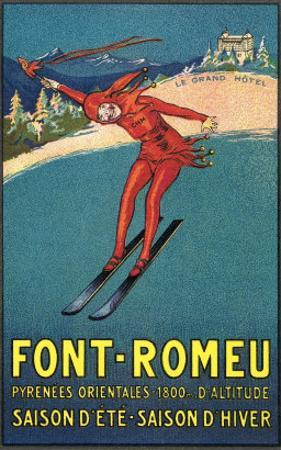Font-Romeu Ski