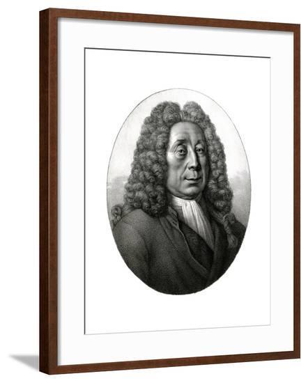 Fontenelle--Framed Giclee Print