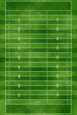 Football Field Gridiron Sports