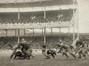 Football Game, 1916