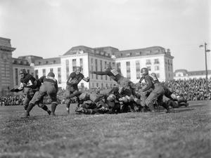 Football Game, c1915