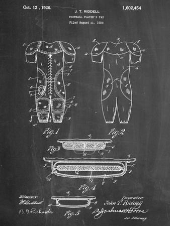 Football Pads Patent