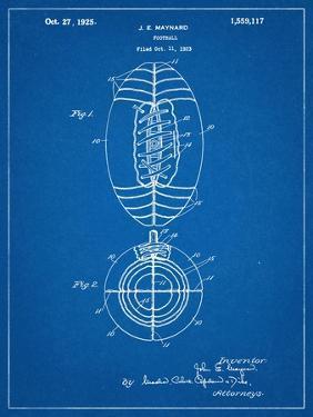 Football Patent 1923