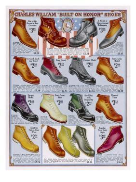 Footwear Catalog