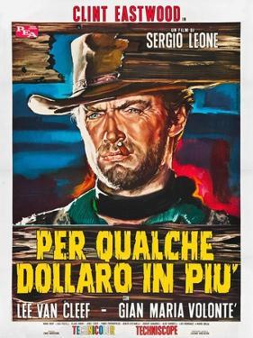 For a Few Dollars More, 1965 (Per Qualche Dollaro in Piu)