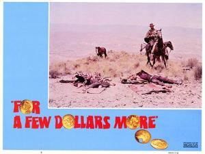 For a Few Dollars More, 1966
