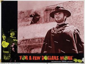 For a Few Dollars More, (AKA Per Qualche Dollaro in Piu), Clint Eastwood, 1965