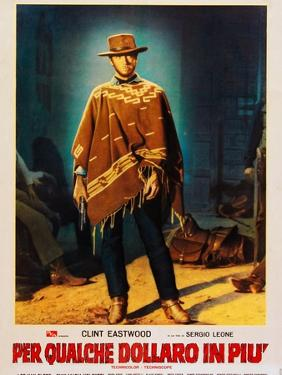 For a Few Dollars More (AKA Per Qualche Dollaro in Piu), Clint Eastwood, 1965
