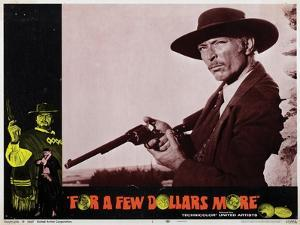 For a Few Dollars More, (AKA Per Qualche Dollaro in Piu), Lee Van Cleef, 1965