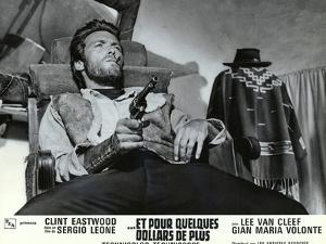For a Few Dollars More, French Movie Poster, 1966