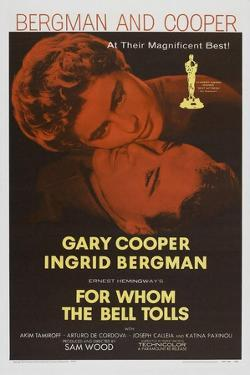 For Whom the Bell Tolls, 1943, Directed by Sam Wood