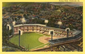 Forbes Field, Pittsburgh, Pennslyvania