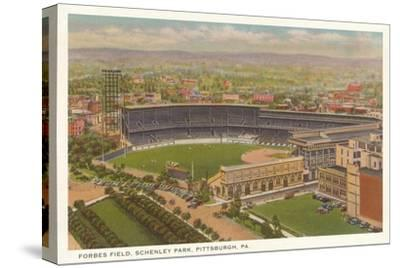 Forbes Field, Pittsburgh, Pennsylvania