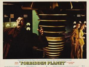 Forbidden Planet, 1956