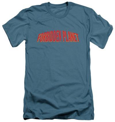 Forbidden Planet - Logo (slim fit)