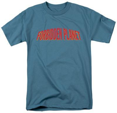 Forbidden Planet - Logo