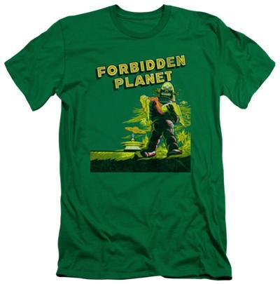Forbidden Planet - Old Poster (slim fit)