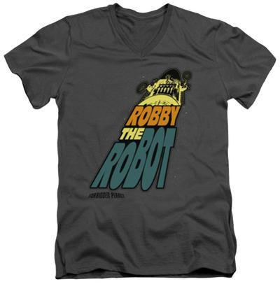 Forbidden Planet - Robby The Robot V-Neck