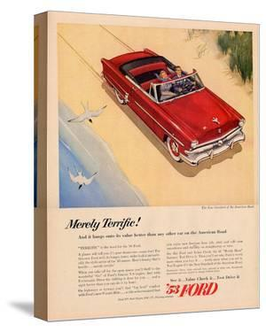 Ford 1953 - Merely Terrific