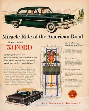 Ford 1953 Miracle Ride of The…