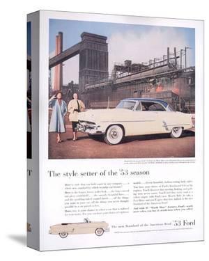 Ford 1953 Season Style Setter