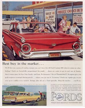 Ford 1959 Best Buy in Market