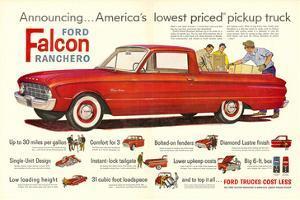 Ford 1960 Falcon Ranchero