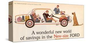 Ford 1960 New World of Savings