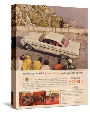 Ford 1963 '63½ Falcon Sprint