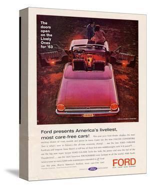 Ford 1963 Galxie 500Xl Convert