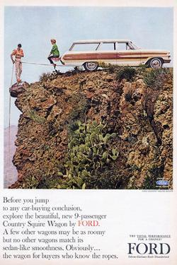 Ford 1964 Country Squire Wagon