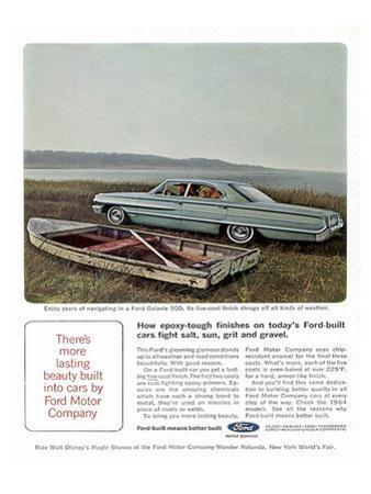 Ford 1964 Galaxie 500 5-Coats