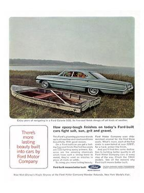 Ford 1964 Galaxie 500 5-Coats