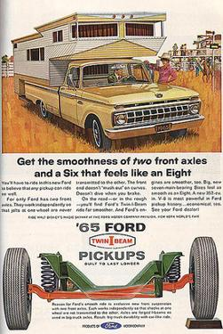 Ford 1965 Get Smoothness