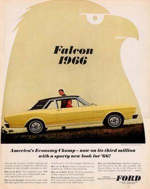Ford 1966 Falcon Economy Champ