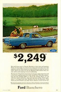 Ford 1966 Ford Ranchero