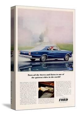 Ford 1966 Galaxie 500 XL