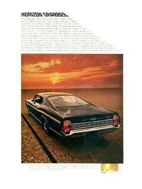Ford 1968 Horizon Grabber
