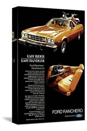 Ford 1973 Ranchero Easy Rider