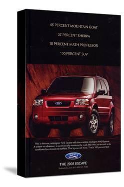 Ford 2004 Escape 100% SUV