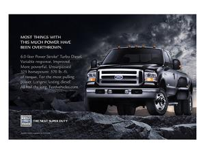 Ford 2005 Next Super Duty