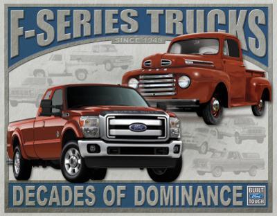 Ford - F-Series Trucks